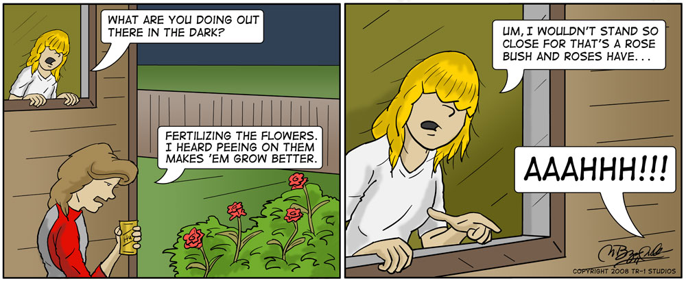 Lightning Rose