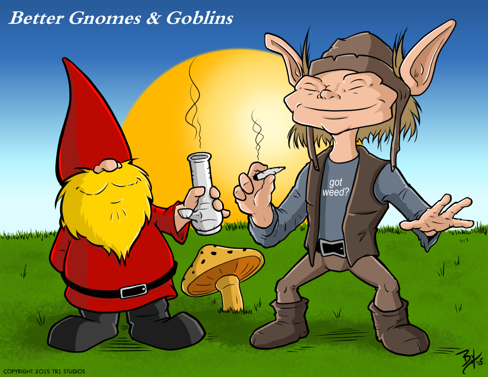 Better Gnomes and Goblins