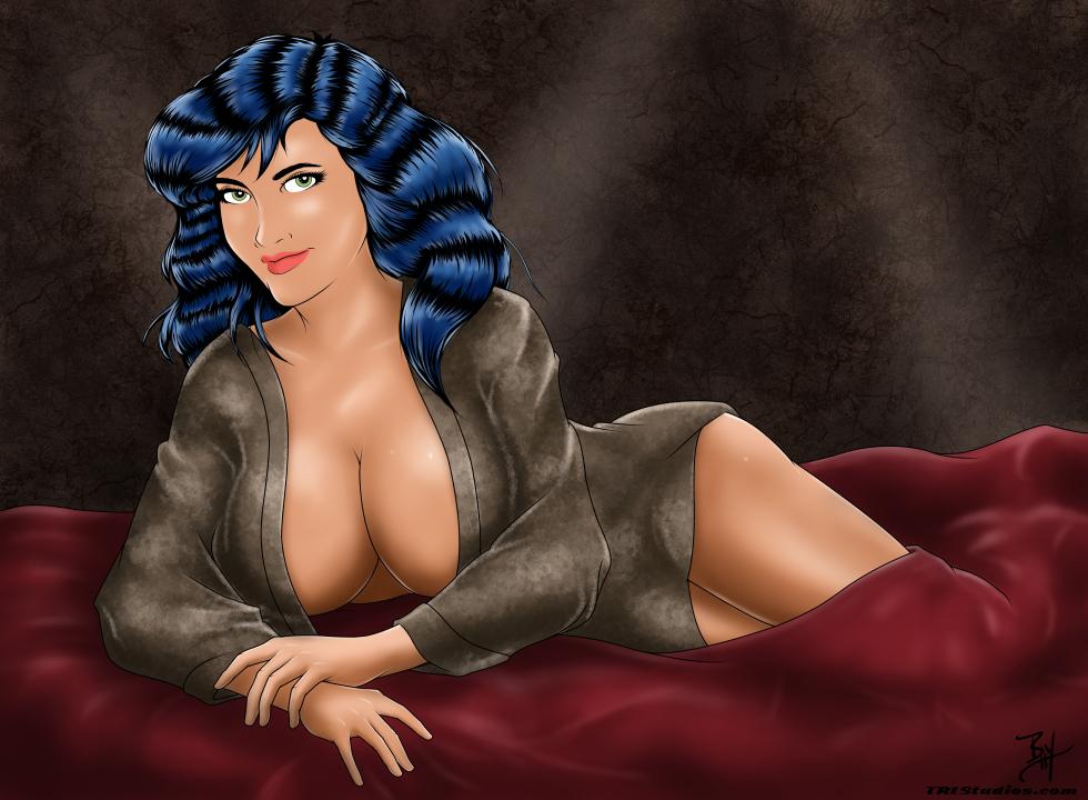 Evening Lorraine