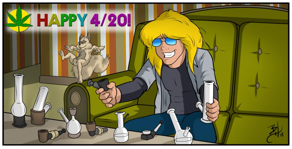 Happy 4/20 2018!